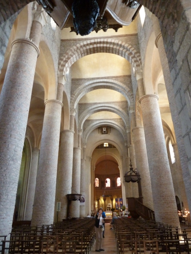 Abbey church of St-Philibert