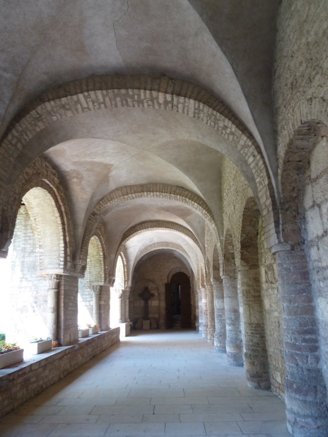 Abbey at Tournus