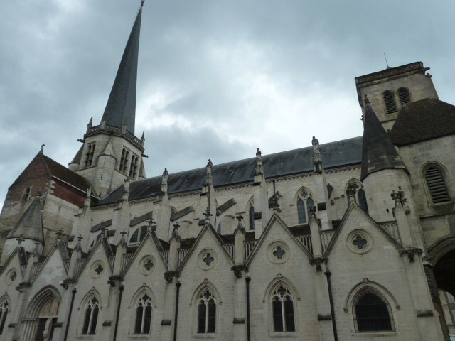 Auxonne Cathedral