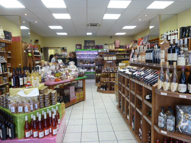 Lovely shop in Pont de Vaux.