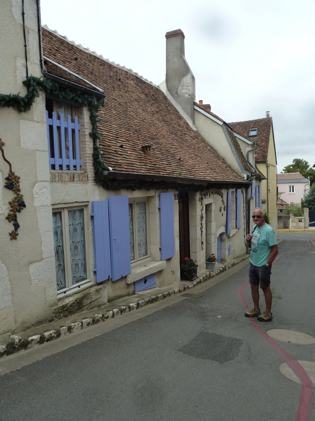Wandering in Sancerre
