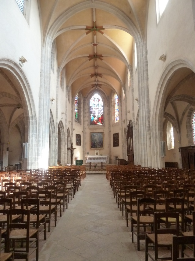 Chatillon church