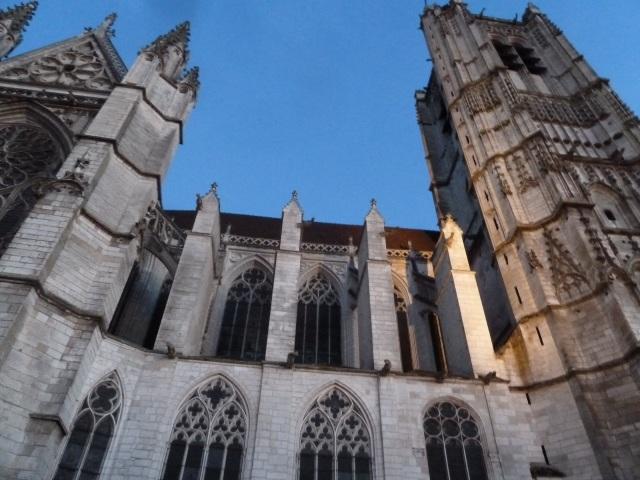 Cathédrale Saint Étienne d'Auxerre