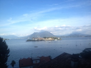 Locanda dell'Isola Comacina. A small island on Lake Como