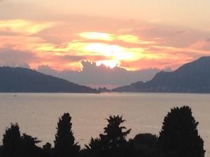 Sunset, Tellaro.