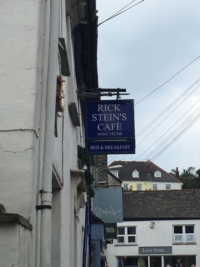 Padstow's famous chef, Rick Stein, has a number of restaurants and even a cooking school here.