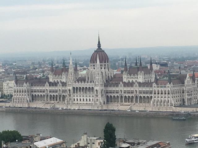 Budapest Parliament Buildings
