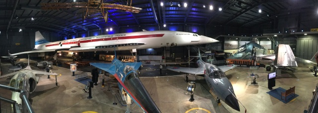Good old Comcorde at the Fleet Air Arm Naval museum Yeovilton