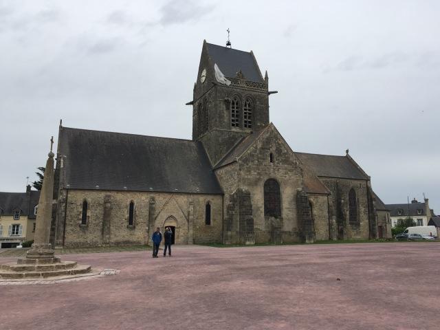 Sainte-Mere-Eglise, Normandy