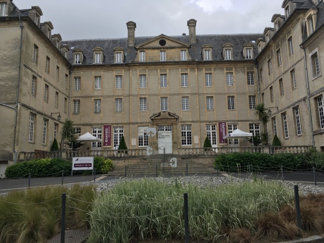 Old Seminary building that now houses the Tapestry de Bayeux, Bayeux