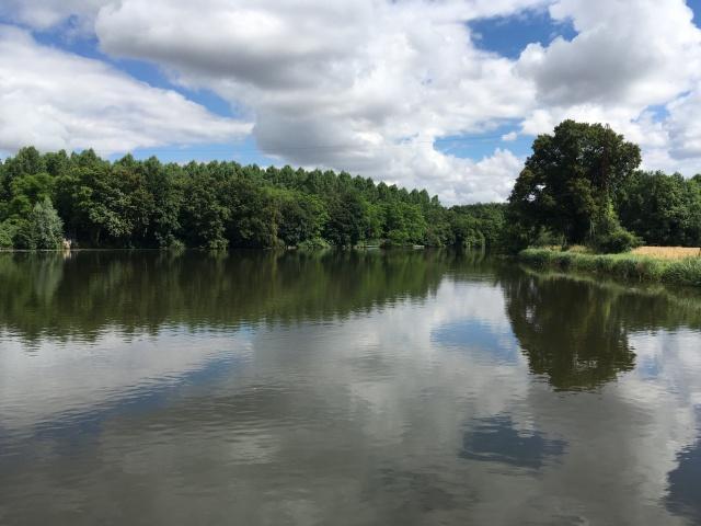 Yonne river.