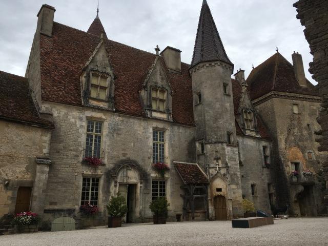 15th century living quarters