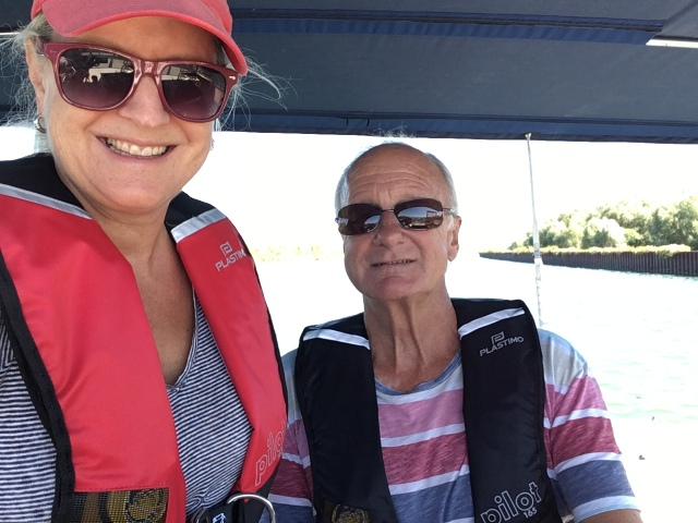Very pleased with our new life jackets.
