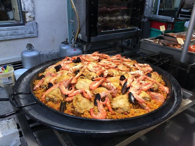 Paella. Yum!