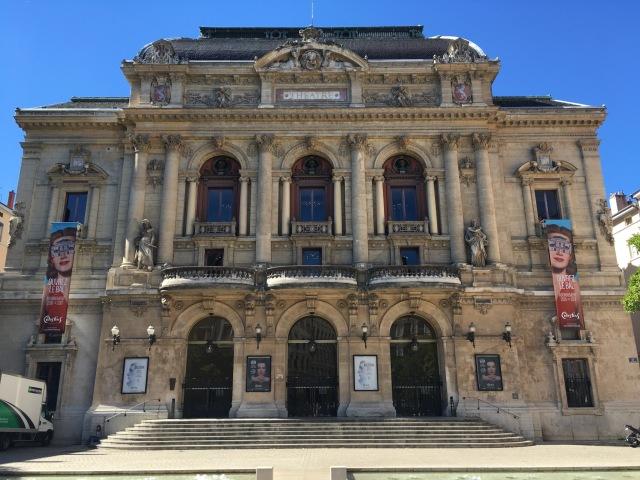 Theatre, Lyon