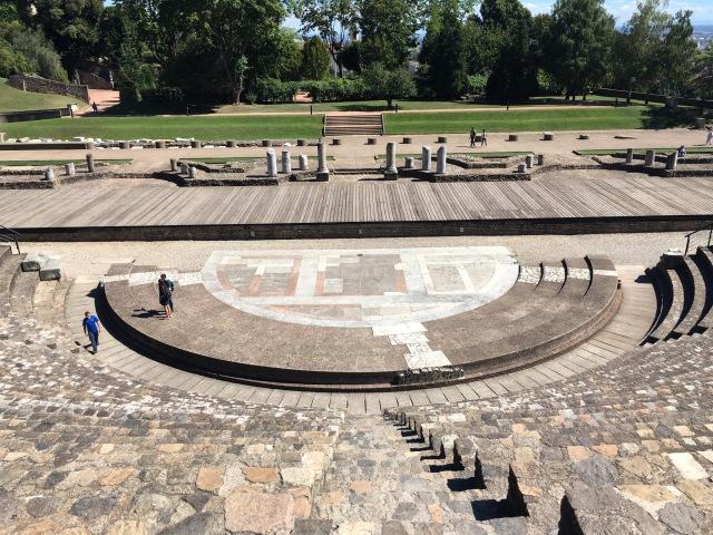 Gallo Roman theatre