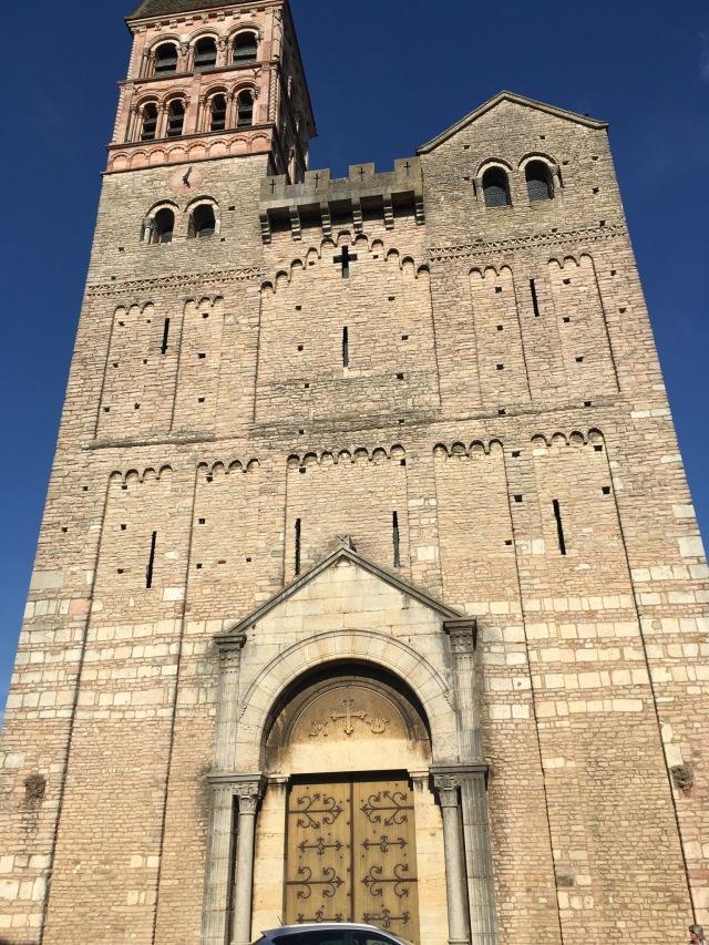 Abbey in Tournus